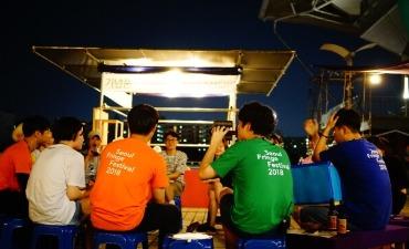 Bayangkan Pelarian Artistik dengan Festival Fringe Seoul
