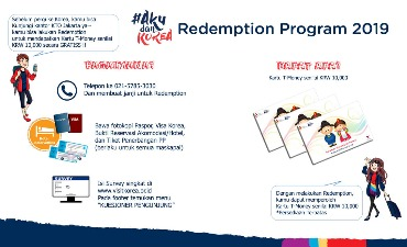 FIT REDEMPTION PROGRAM 2019