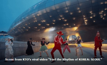 Berwisata ke Destinasi Feel the Rhythm of KOREA