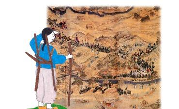 Yongheungung, Rumah tempat Seorang Penebang Kayu Menjadi Raja