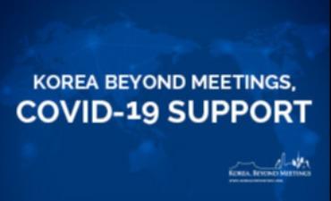 Biro MICE Korea Memperkenalkan Dukungan Khusus untuk COVID-19