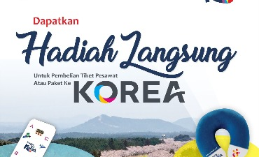 KOREA TOURISM ORGANIZATION HADIR DI ASTINDO TRAVEL FAIR 2019