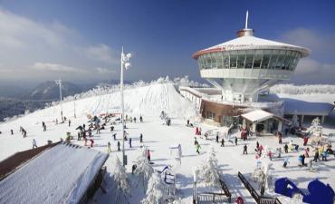 [Korea] Festival Ski Korea untuk Orang Asing Dibuka di Gangwon-do