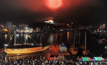 Festival Pertempuran Hansan Tongyeong (통영한산대첩축제)