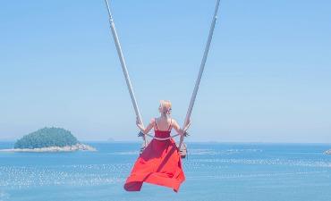 Perjalanan Romantis ke Laut Selatan di Yeosu