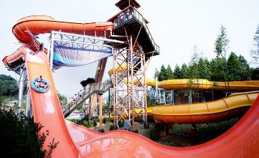 Liburan Musim Panas yang Menyegarkan dengan Berkunjung ke Taman Permainan Air Korea