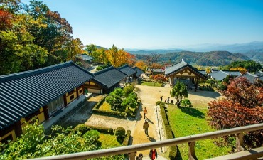 CNN Mengumumkan 33 Kuil Terindah di Korea
