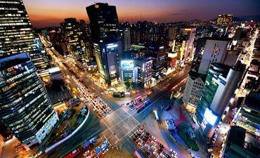 Pusat Trend & Gaya, Gangnam