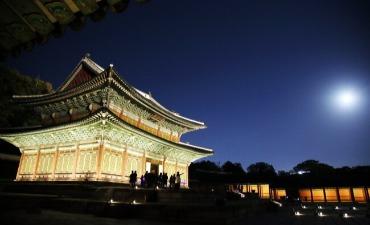 Reservasi Wisata Cahaya Bulan di Istana Changdeokgung Dibuka 7 Agustus