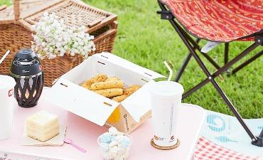 Piknik di Taman