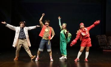 Festival Seni Pertunjukan Musim Panas Miryang (밀양 여름공연예술축제)