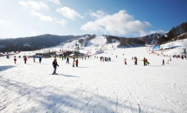 Photo_Musim Dingin di Provinsi Gangwon