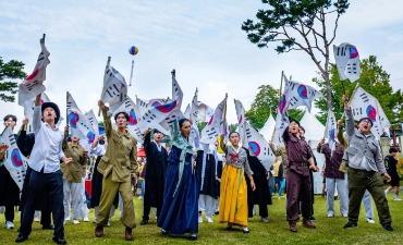 Festival Pahlawan Hongseong (홍성역사인물축제)