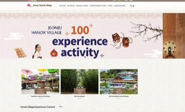 Situs Jeonju Hanok Village Tersedia dalam Empat Bahasa