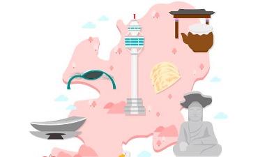 Pelancong Luar Negeri Memilih Pasar Seomun sebagai Objek Wisata Utama di Daegu