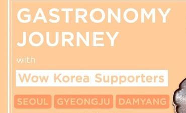 Photo_GASTRONONOMY JOURNEY WITH WOW KOREA SUPPORTERS 2021