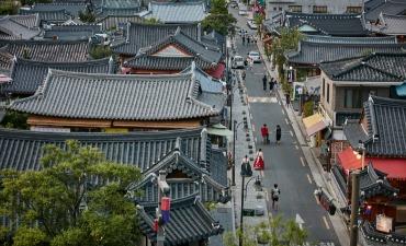 Pedesaan Hanok di Jeonju [Slow City]
