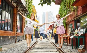 Jalan-Jalan ke Jeonju & Gunsan