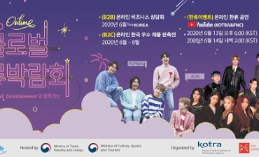Korea Brand & Entertainment Expo 2020 Dibuka