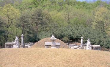Makam Kerajaan Olleung Warisan Budaya UNESCO di Yangju Dibuka untuk Umum
