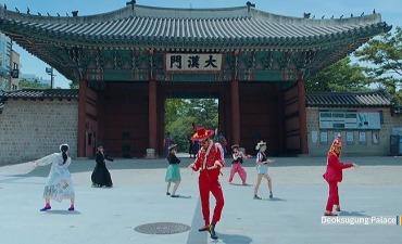 Jalan-Jalan Virtual Bersama Feel the Rhythm of Korea Bagian I