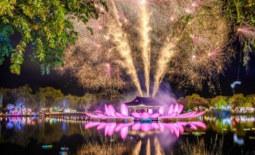 KTO Mengumumkan 100 Tempat Wisata Malam yang Harus Dikunjungi