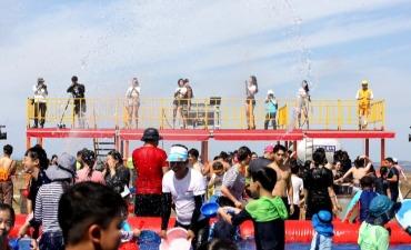 Festival Nomad Saemangeum Berlangsung Mulai 15 Agustus
