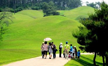 Makam Gongju Songsan-ri dan Makam Kerajaan Raja Muryeong [UNESCO World Heritage]