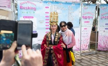 Festival Bunga Sakura Gyeongju (경주 벚꽃축제 2019)
