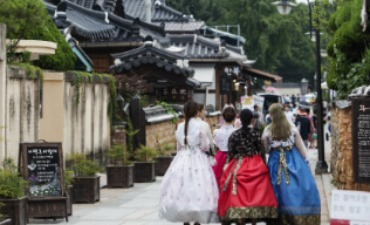 Waktu Terbaik untuk Menggunakan Hanbok, Pekan Kebudayaan Hanbok Jeonju