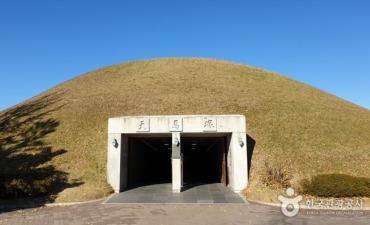 Kompleks Pemakaman Daereungwon (Makam Cheonmachong)