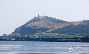Pulau Udo (Taman Maritim Udo) (우도(해양도립공원))