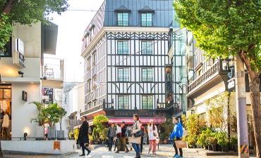 Perjalanan Modern melewati Pusat Kota Seoul!