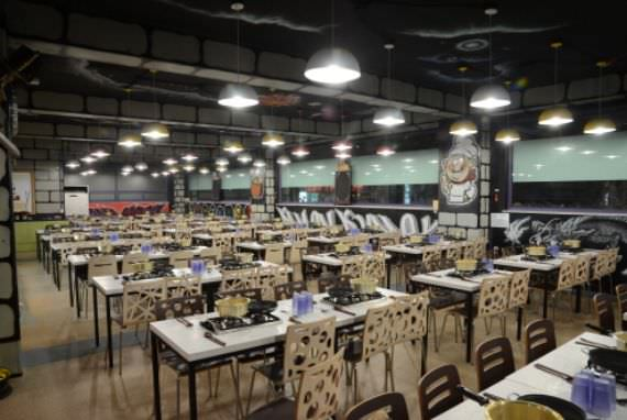 Restoran Spesialis Mi 'Myeonmyeon'