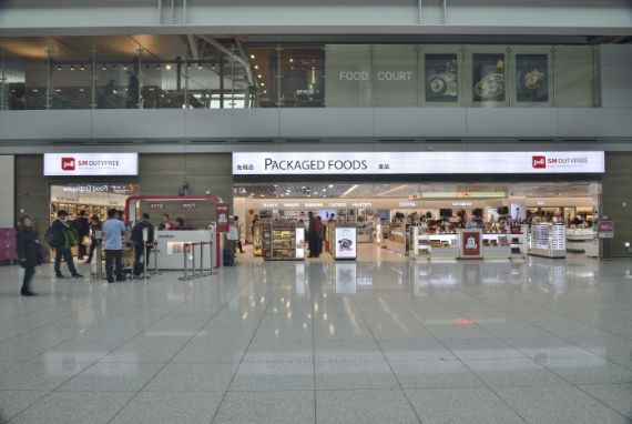 SM Duty Free - Cabang Bandara Incheon