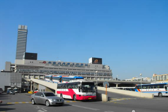 Terminal Bus Ekspres Seoul (JalurGyeongbu/Yeongdong)