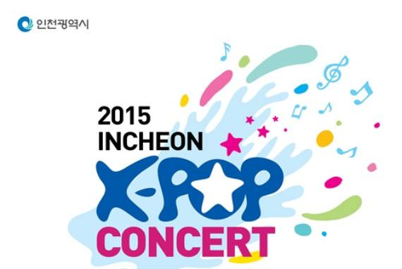 Konser K-Pop Incheon 2015
