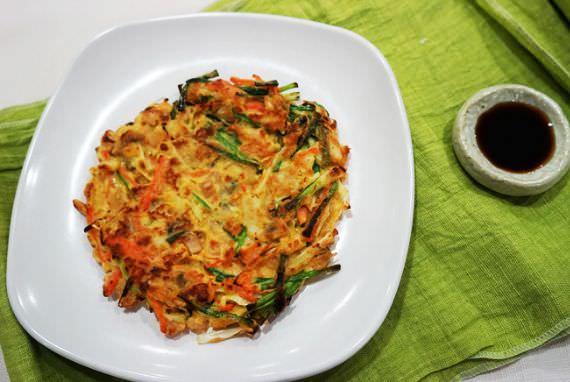 Cara Membuat Pajeon (Pancake Korea)