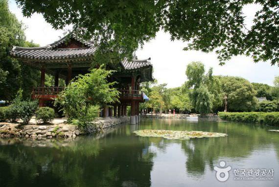 Taman Gwanghalluwon
