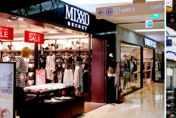 Star City Mall dan Jalan Rodeo