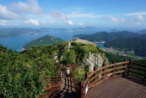 KTO Bersama dengan Kementerian Budaya, Olah Raga dan Pariwisata Korea Memilih 10 Jalur Jalan Kaki Terbaik di Bulan Juni