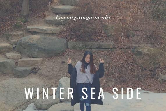 Photo_WINTER SEA IN GYEONGNAM
