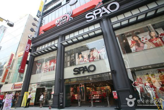 SPAO - Myeongdong Branch