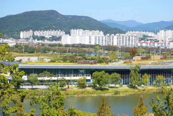 Suncheon Bay International Wetland Center