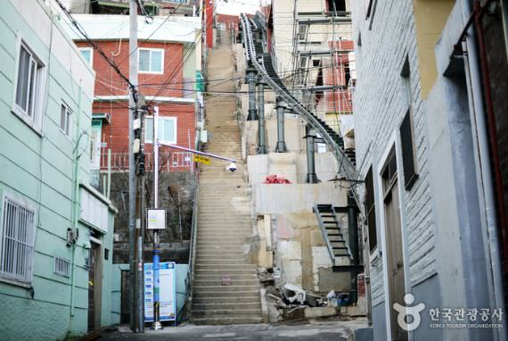 168 Stairs