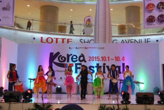 Fanta Stick Buat Histeris Para Penonton Korea Festival 2015