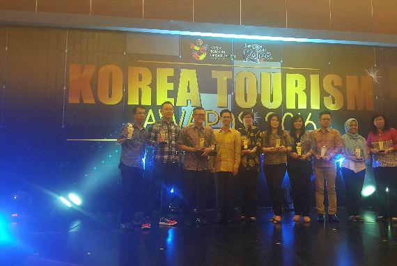 Tahun 2016, Travel Agent Manakah yang Paling Banyak Mengirim Wisatawan Indonesia ke Korea?