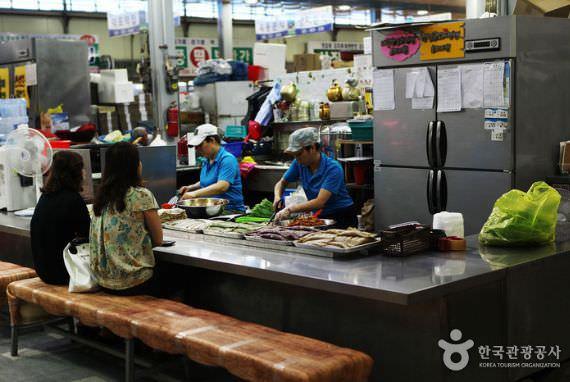 Pasar Seobu Yeongwol