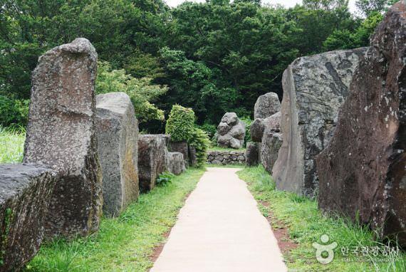Taman Batu Jeju
