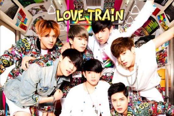GOT7 Masuk Top 5 di Oricon Chart dengan Single Jepang 'Love Train'